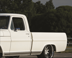 Custom Ford F-100 Driver Side
