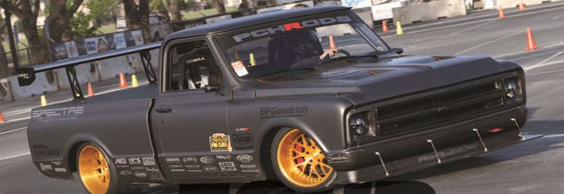 The Four Elements How To Autocross Your Truck
