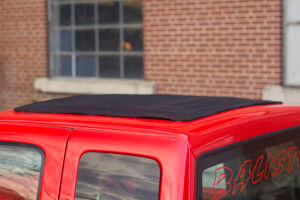 Exterior view of roof of custom 2000 Ford Ranger