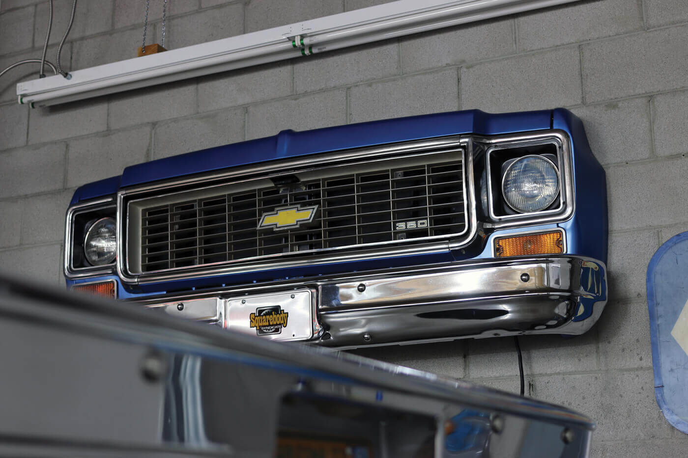 A Man Obsessed Squarebody Syndicate And Comfort Food Street Trucks