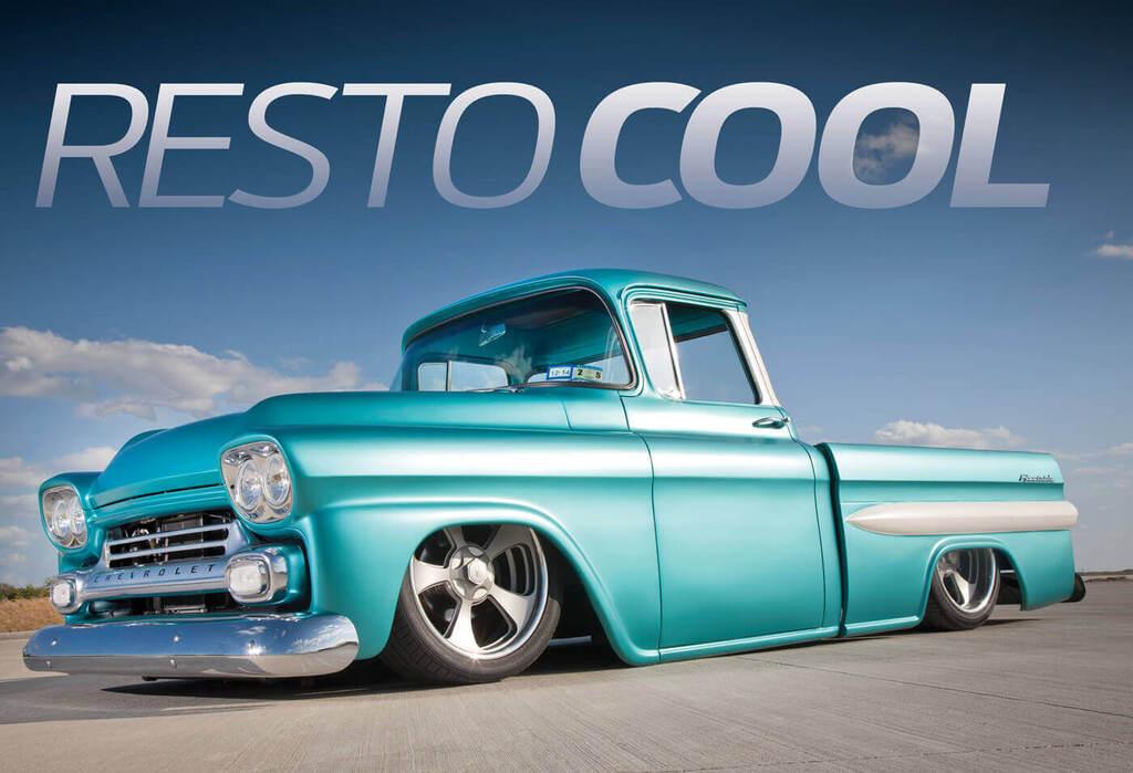 street trucks custom truck tech profiles news events restocool old school meets modern