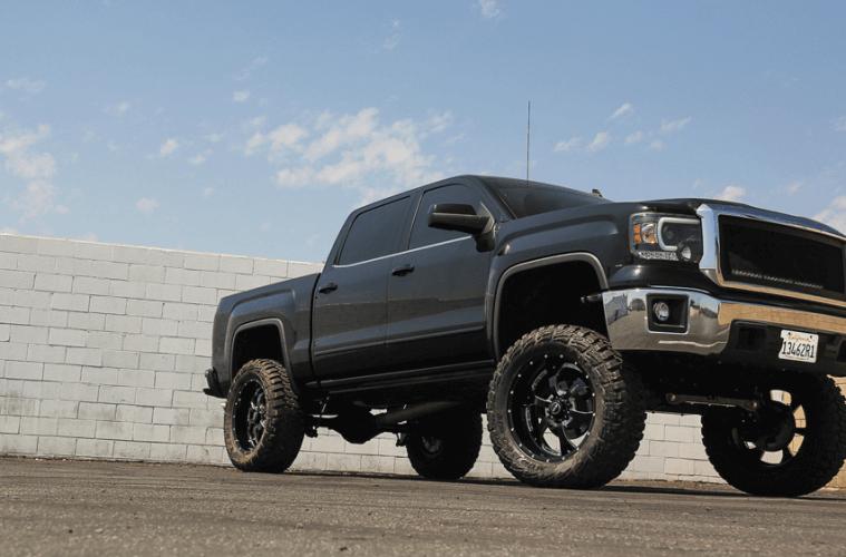 CST Suspension's Bigger, Better Lift Kit   Street Trucks