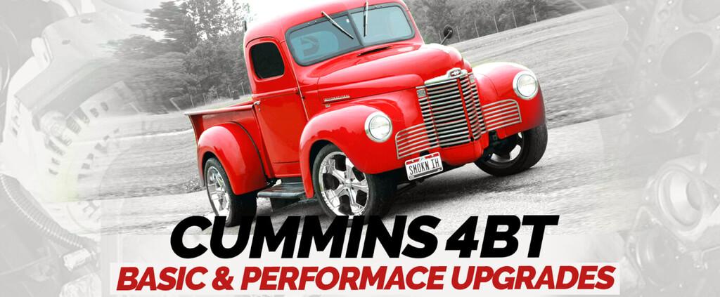 Cummins 4BT 101 | BASICS AND PERFORMANCE | Street Trucks