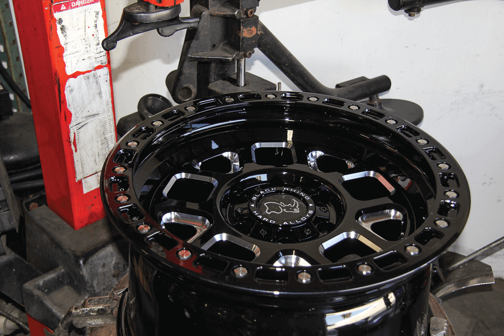 18 Chevy Silverado 3-inch Front Leveling Kit Installed