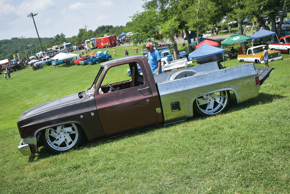ALL CHEVY/GMC TRUCK NATIONALS | Street Trucks