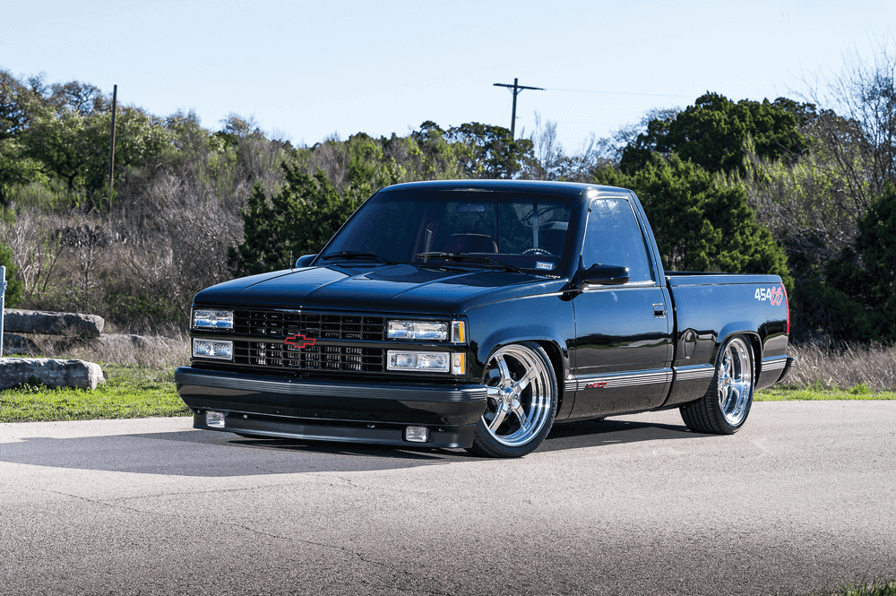 A love affair with the Chevy 454 SS truck | Big Block Addict