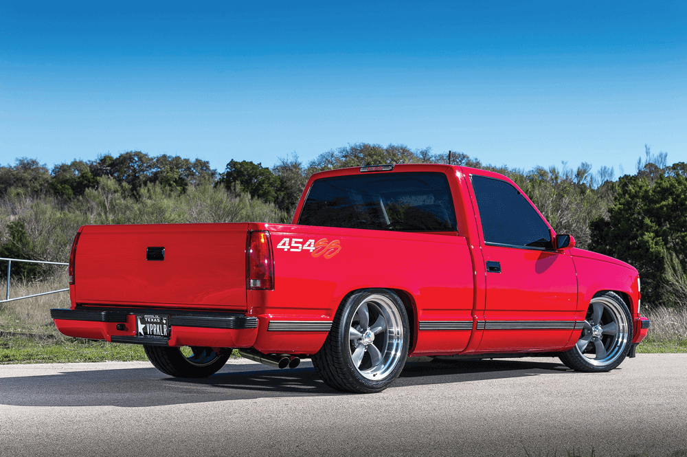 A Love Affair With The Chevy 454 Ss Truck Big Block Addict