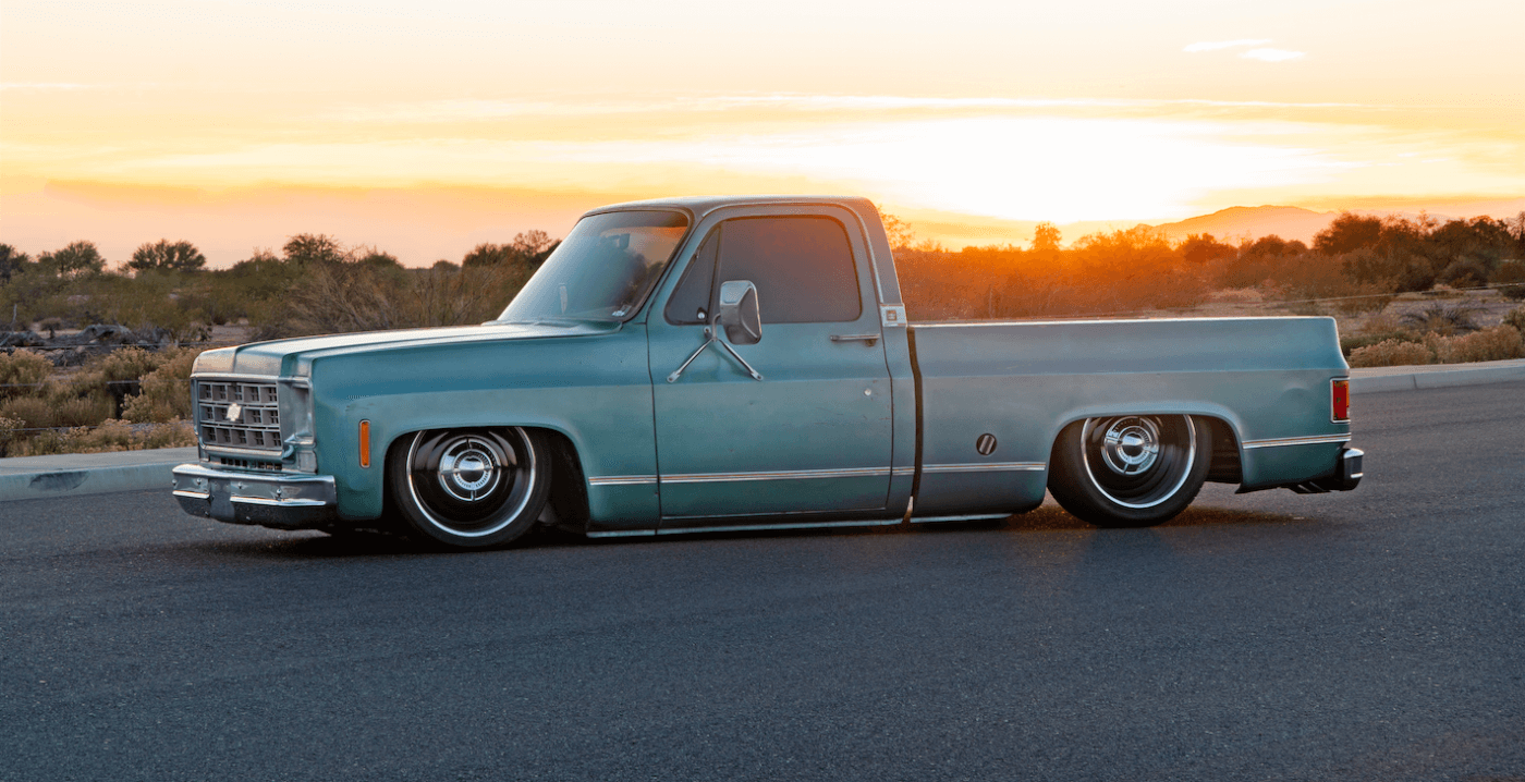 Saluting The Squarebody Brian Vowell S 72 C 10 Short Bed Street Trucks