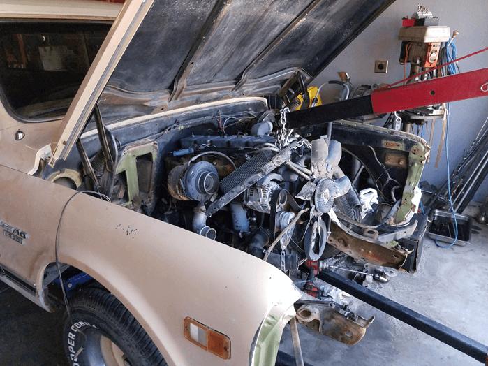 suburban diesel swap