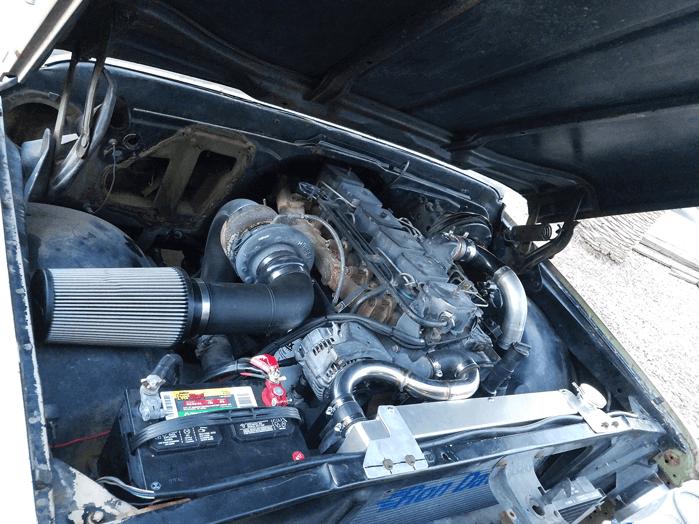 Diesel Engine Swap! 5 9-l Cummins in a 69 C10 Suburban