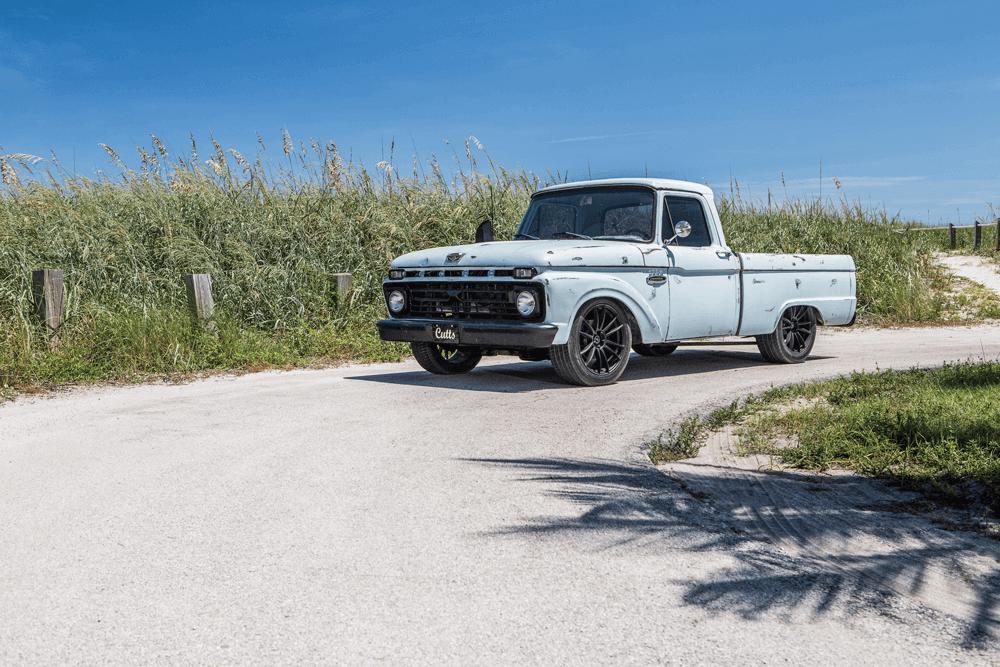 Cummins Powered 1966 F-100 | 66 Smoke | Street Trucks
