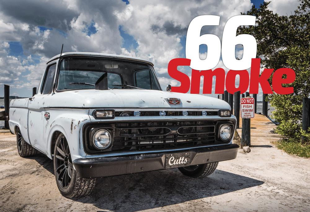 cummins powered 1966 f 100 66 smoke street trucks cummins powered 1966 f 100 66 smoke