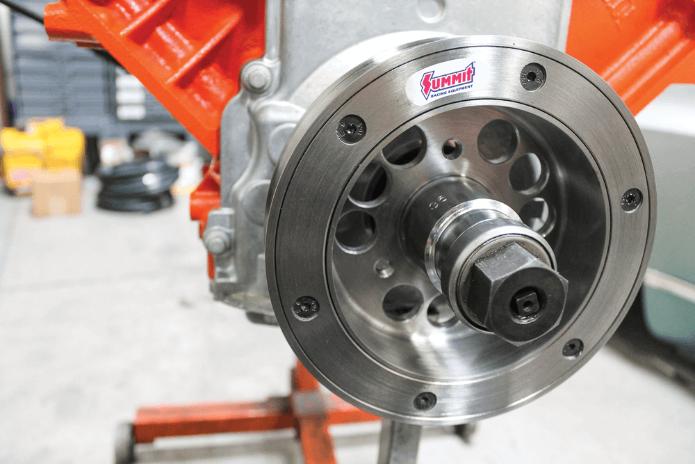 TECH | All American Billet's 6 0L LS Supercharger Pulley