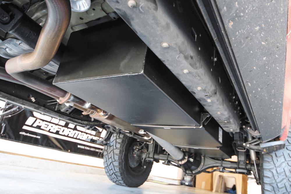 Toyota Tundra Trd Pro >> Adding a Larger Fuel Tank to a 2015-Plus Tundra | Street ...