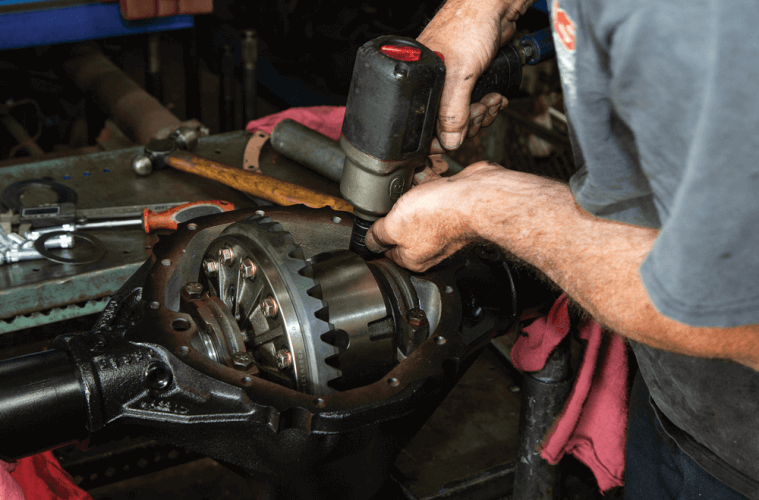 Rebuilding a 12-Bolt Rearend to Hold More Power | Street Trucks