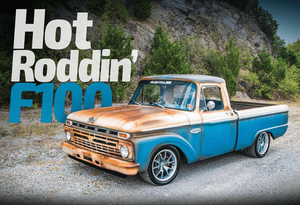 Fine Hot Roddin 1966 Ford F 100 Street Trucks Dailytribune Chair Design For Home Dailytribuneorg