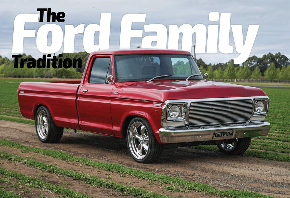 1978 Ford F100 Custom Sometimes Simple Is Better Street Trucks