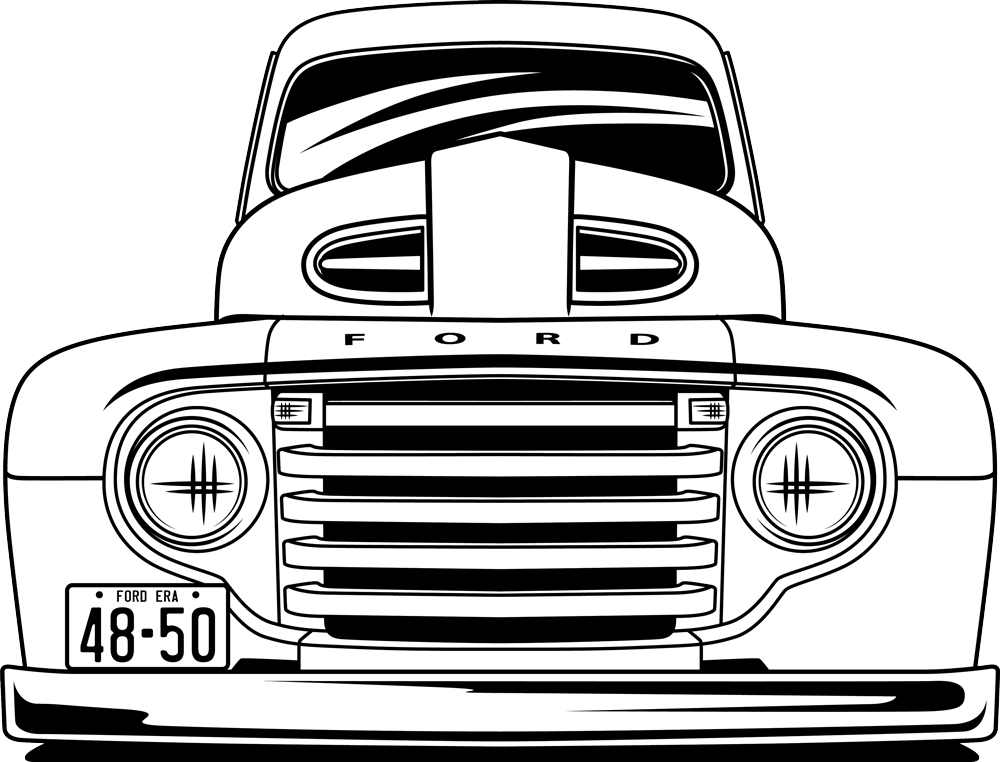 Complete History Of The Ford F Series Pickup Street Trucks