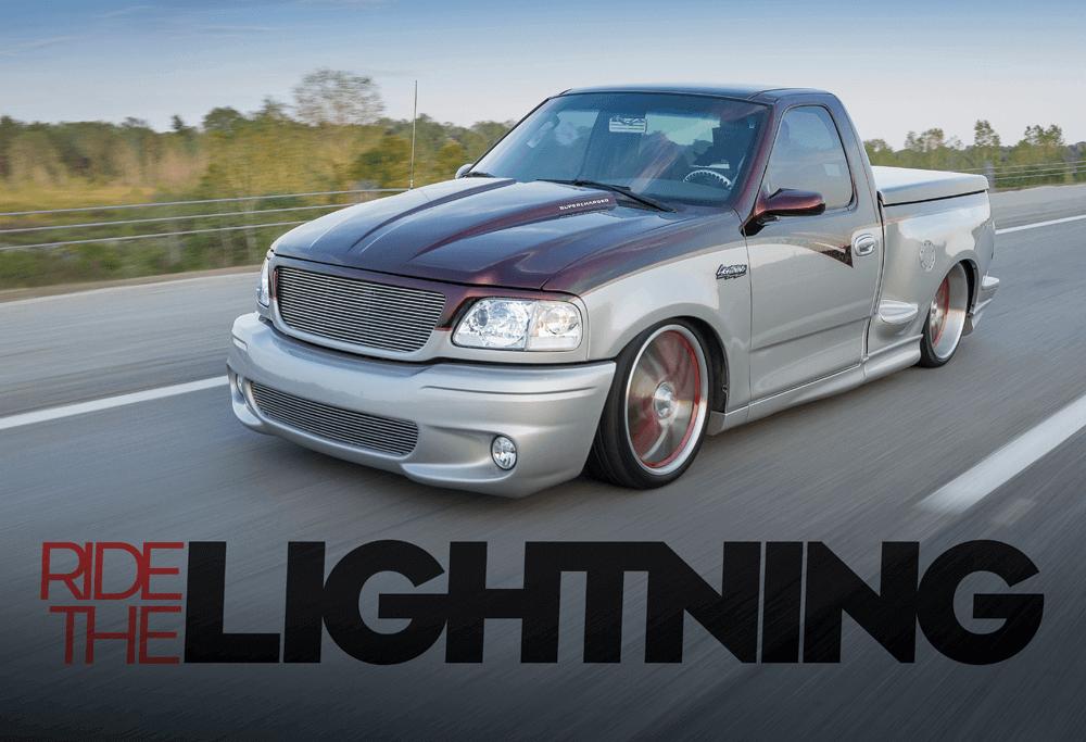 ride the lightning joel buchanan s 2002 ford f 150 svt lightning street trucks 2002 ford f 150 svt lightning