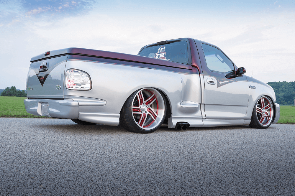 Ride The Lightning | Joel Buchanan's 2002 Ford F-150 SVT ...