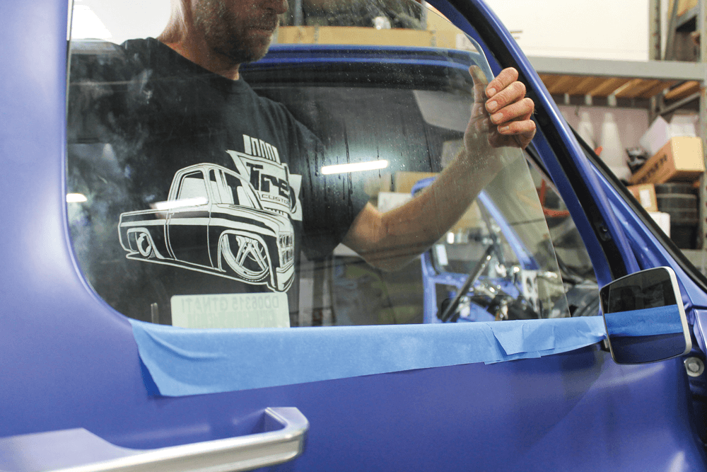 Proper Glass Seals For Your Squarebody Chevy | Street Trucks