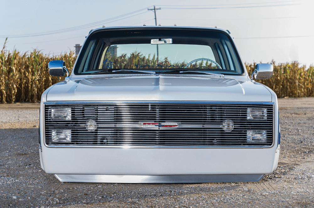 1987 Chevy C30 Dually Known as SWEET ELLIE! | Street Trucks