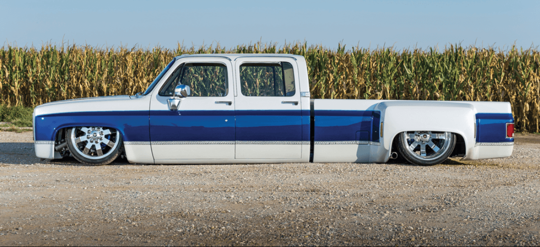 1987 Chevy C30 Dually Known As Sweet Ellie Street Trucks