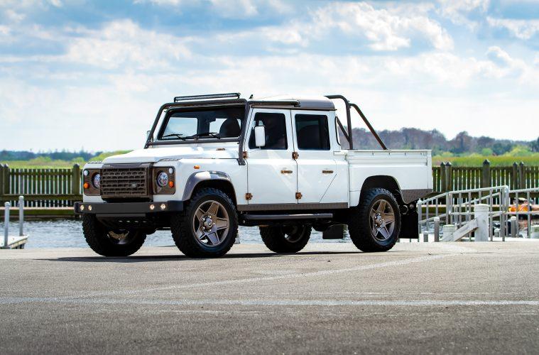 No Limits Build Revealed By E C D Automotive Design Street Trucks