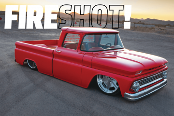 Red 1962 C10