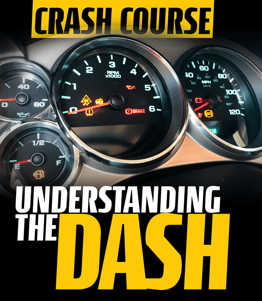 Understanding Your Dash What Some Warning Lights Engine Codes Really Mean Street Trucks