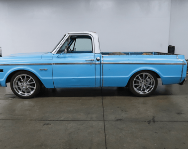 1969 Chevy C-10 Long Bed