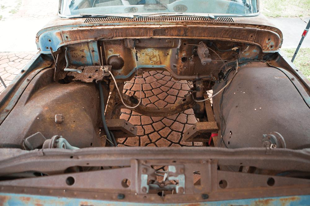 Hood Tricks | '61-'66 Tilt Hood Kit Install | Street Trucks