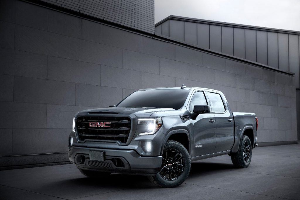 2020 Gmc Sierra 1500 Is Packed With Tech Street Trucks