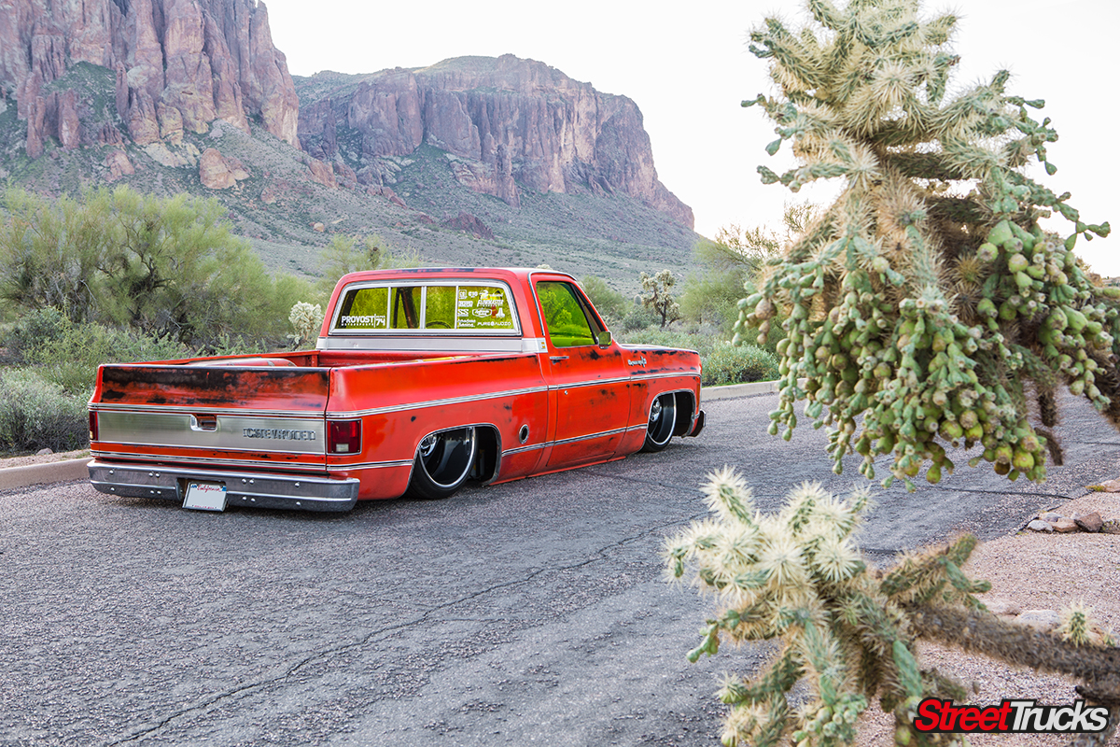 Hip 2b Square 74 Chevy C 10 Street Trucks