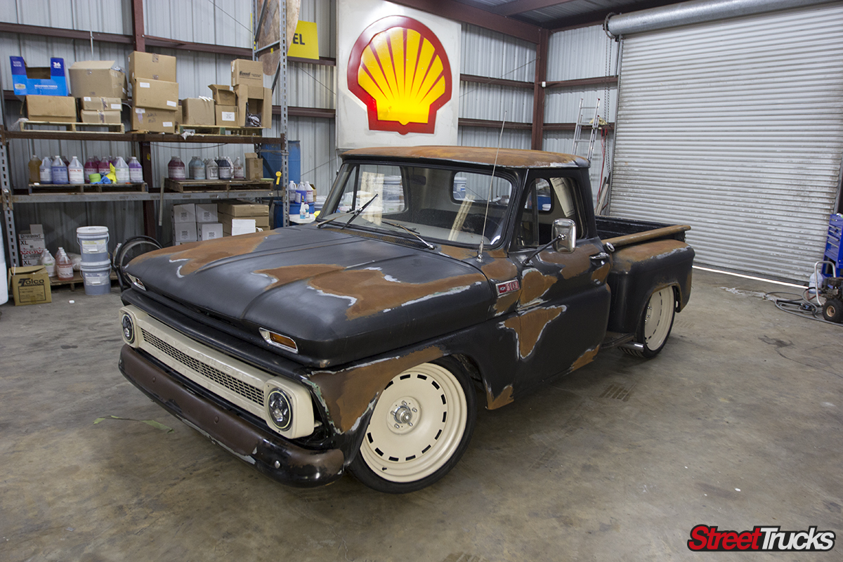 Painless Wire Harness Install  Rewiring Our 1965 Chevy C10
