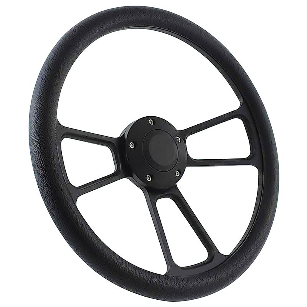 Billet steering wheel Forever Sharp