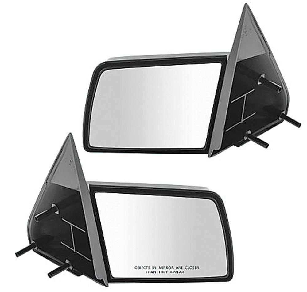Sport truck mirrors from LMC Truck.
