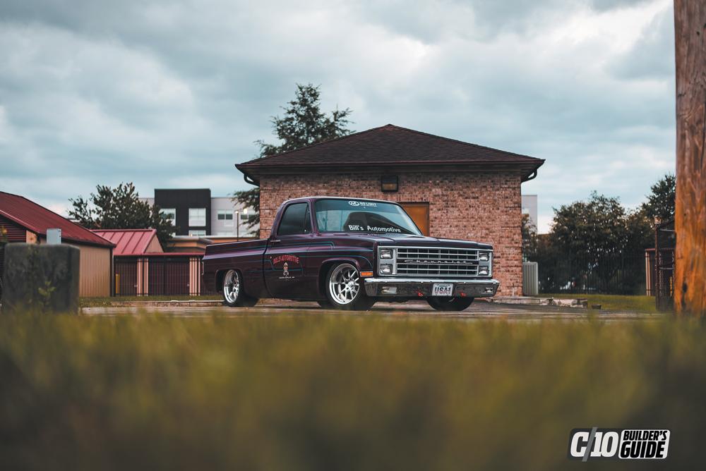 85 chevy c10