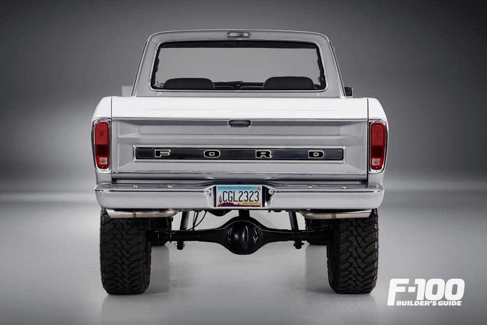 1979 grey Ford