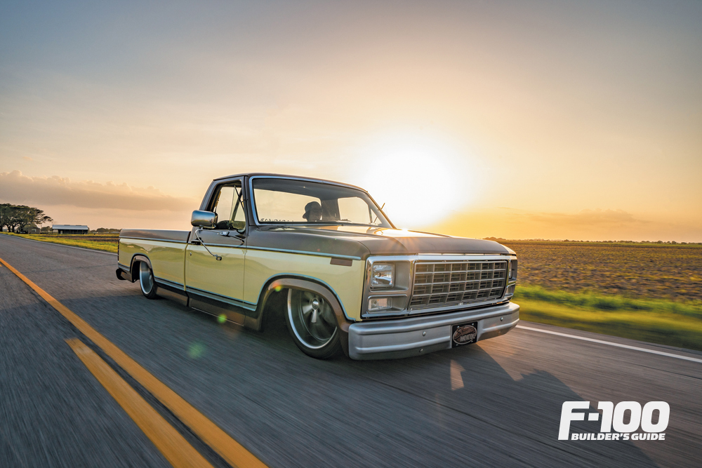 1980 Ford F-100 Stanley
