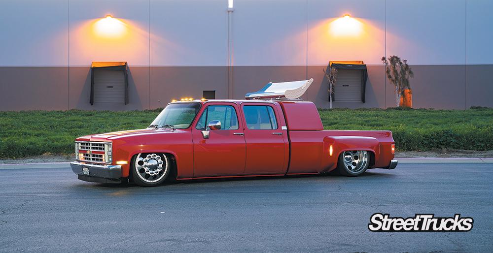 1973 Chevy C30 Dually