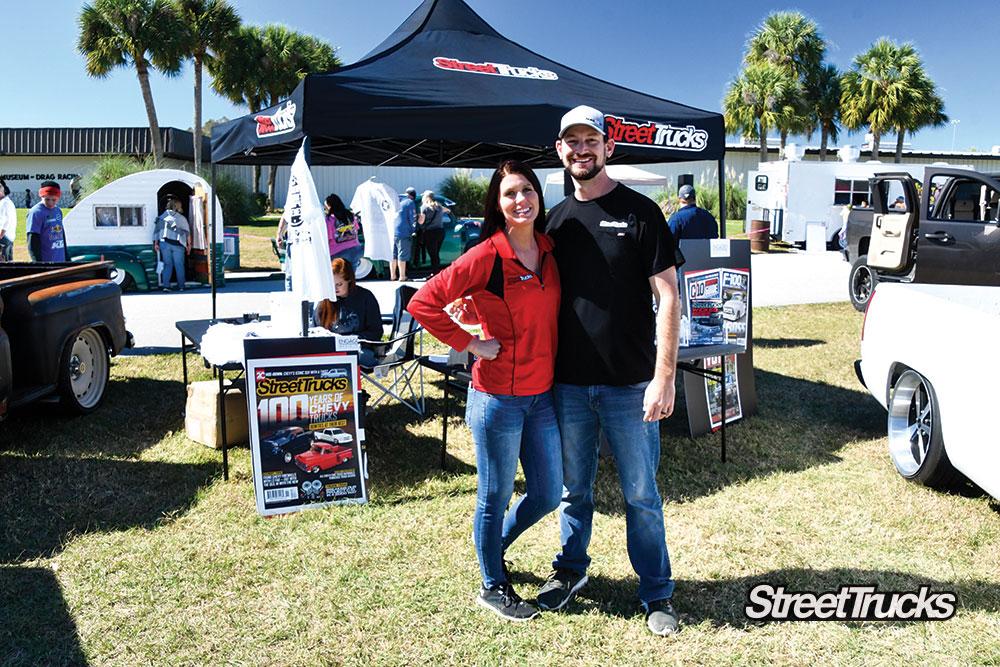 Street Trucks Magazine Editor