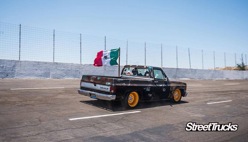 Mexico Truck Invasion