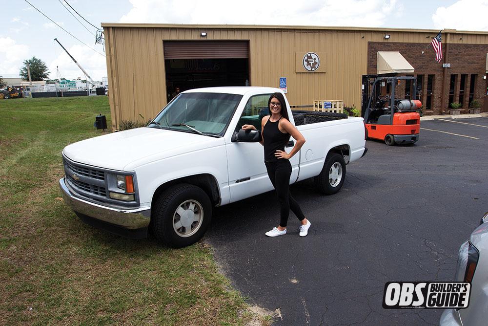 Chevy Cheyenne